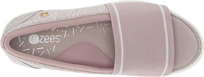 BZees Women's Kudos Slip-ons Loafer