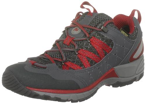 Merrell Avian Light Sport Gore-tex J16780 - Zapatillas de senderismo de cuero para mujer: Amazon.es: Zapatos y complementos