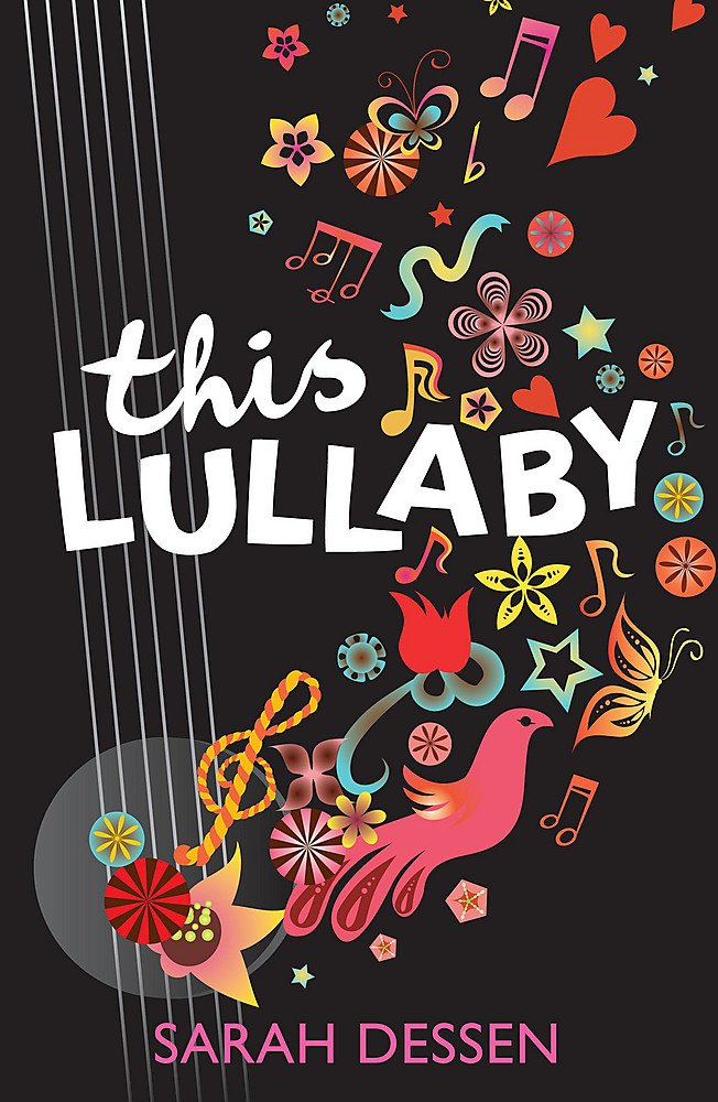 Image result for this lullaby book cover