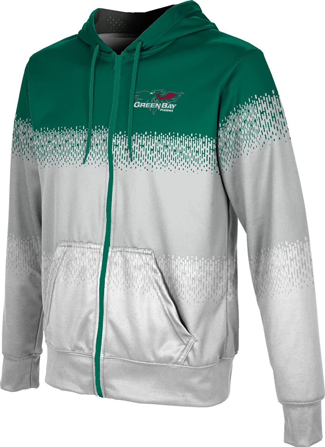Drip ProSphere University of Wisconsin Green Bay Boys Full Zip Hoodie