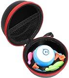 FitSand (TM) Zipper Carry Travel EVA Hard Case for Sphero Mini Blue Robot Ball