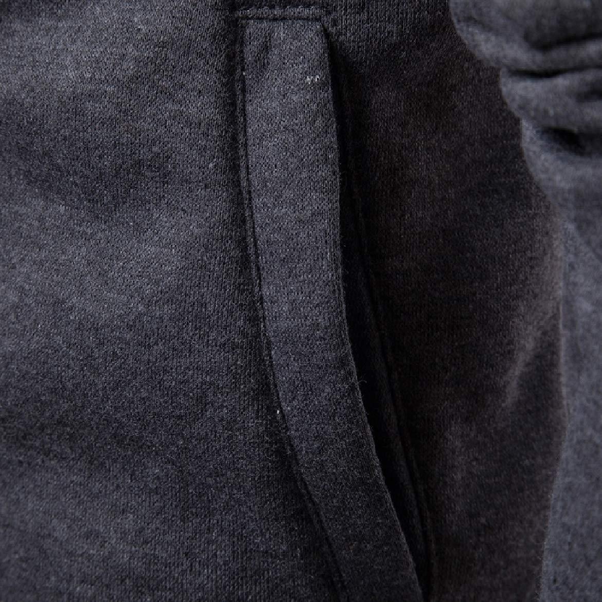 willwinMen WillingStart Mens Outdoor Hooded Zip-up Oversize Pullover Hoodie Sweatshirt