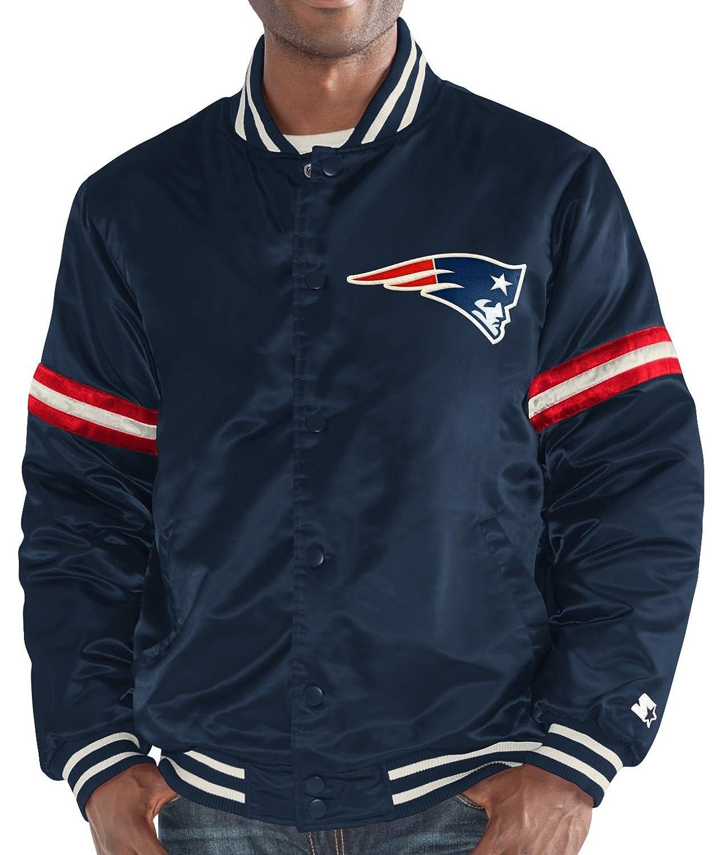 cheaper 92cc0 2b336 Amazon.com : New England Patriots NFL Men's Starter