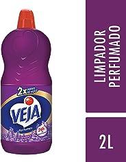 Limpador Veja Perfumes Lavanda e Bem Estar, 2L