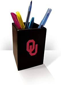Fan Creations NCAA Oklahoma Sooners Pen/Pencil Holder
