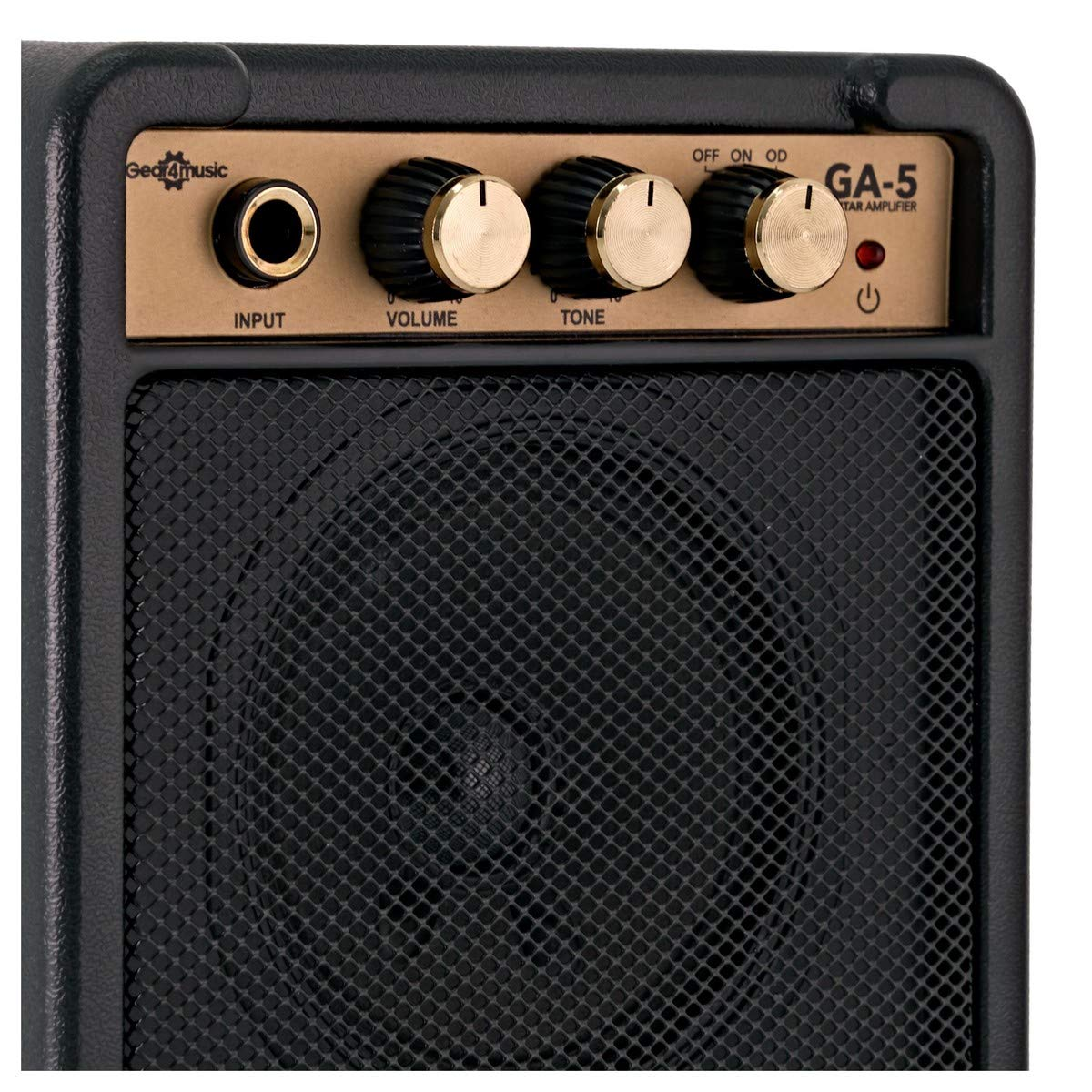 Belcat Mini Amplificador de Guitarra Negro: Amazon.es: Instrumentos musicales