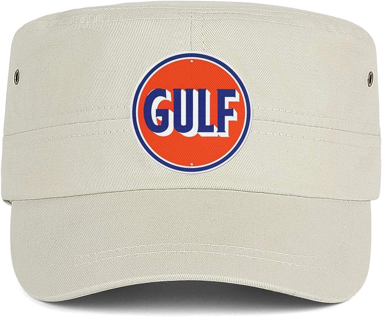 Buy Gulf Oil Trucker Cap Classic Outdoor Performance Baseball Hat Men Women