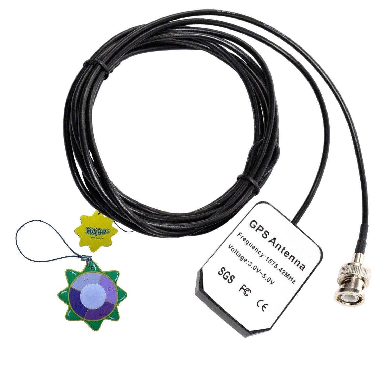 HQRP antena externa GPS para Garmin GPS II / II+ / III / III Pilot ...