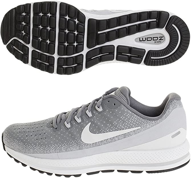 Nike Air Zoom Vomero 13, Zapatillas de Running para Hombre, Multicolor (Cool Grey/Pure Platinum/Wolf Grey/White 003), 46 EU: Amazon.es: Zapatos y complementos