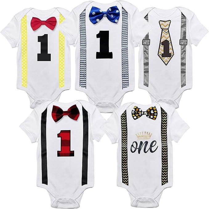 Amazon.com: NNJXD Mono divertido para bebé, 1 año: Clothing