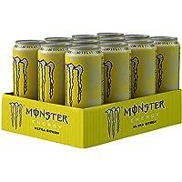 Monster Ultra Citron Gbp1.19 PMP sporttillbehör, 12 x 500 ml