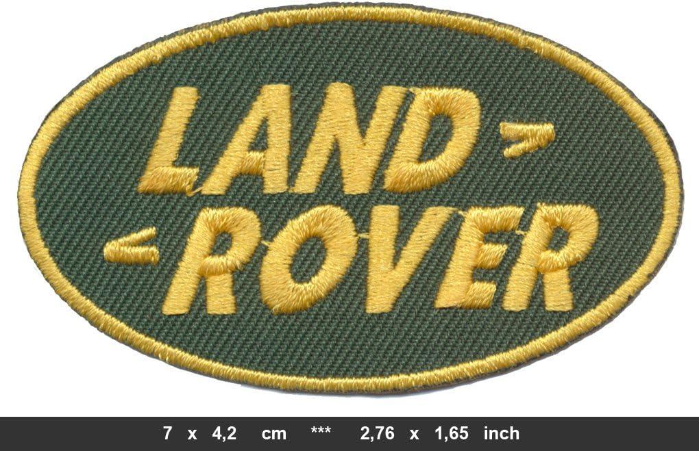 Toppa termoadesiva Land Rover Auto Jeep Discovery Defender v1