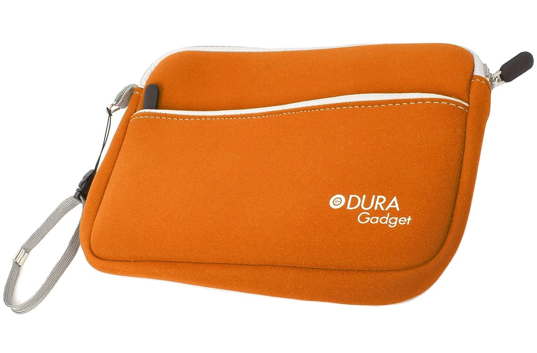 DURAGADGET Funda De Neopreno Naranja para La Tablet para ...