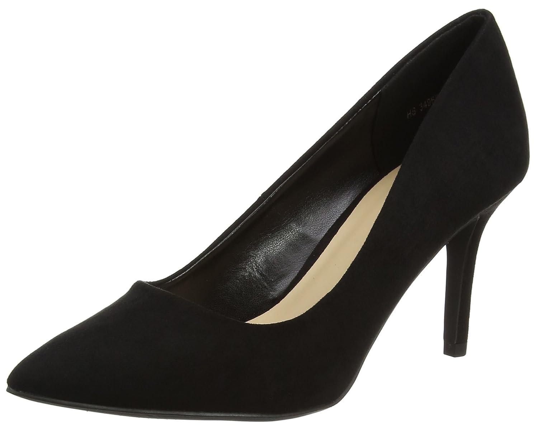TALLA 36 EU. New Look Symbolic, Zapatos de tacón con Punta Cerrada para Mujer