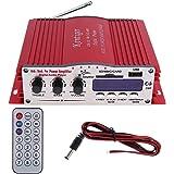 Car Stereo Amplifier Digital Player 12V Hi-Fi Support USB/SD/FM/MMC/DVD / MP3 Input