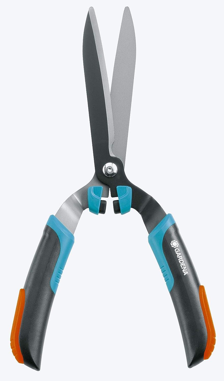 Gardena 399-20 Tijeras, Negro, Azul, Naranja, 18cm | Peso: 615g