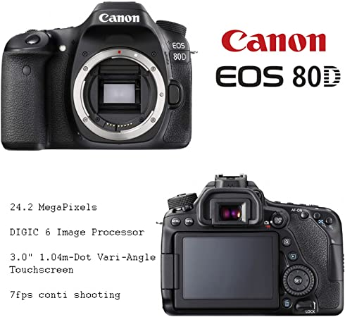 Canon 80d product image 10