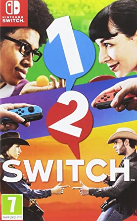 1-2 Switch [Importación francesa]: Amazon.es: Videojuegos