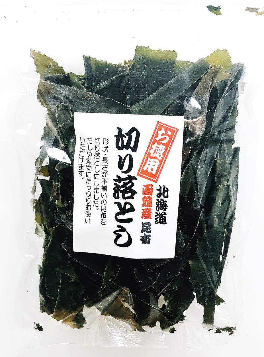Dried Kelp from Hokkaido Japan 3.5 oz(100g). Offcuts of HAKODATE MAKOMBU for soup stock. Kelp stock is the basis of Japanese cuisine.