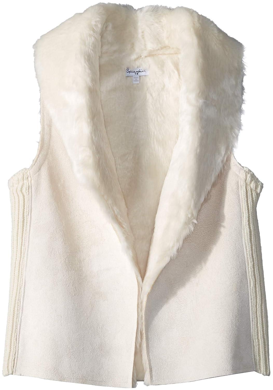 Splendid Baby Girls Big Faux Fur Vest RGKJ439