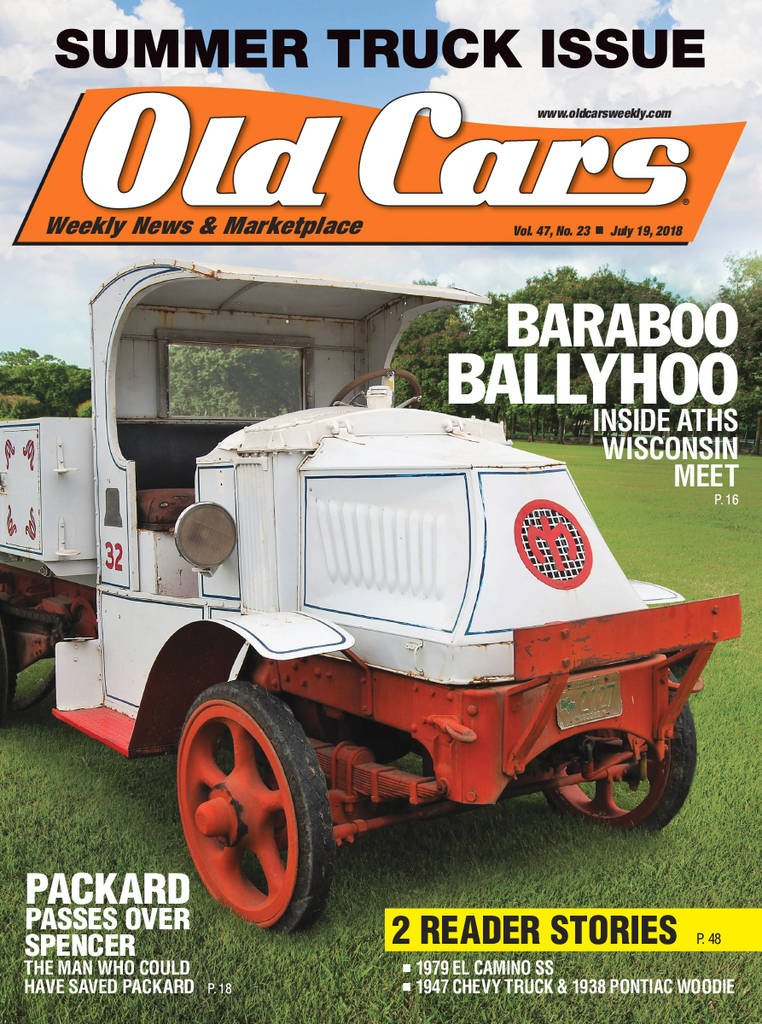 Amazon.com: Old Cars Weekly: F+W Media: Kindle Store