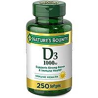 Vitamin D by Nature's Bounty for immune support. Vitamin D provides immune support and promotes healthy bones. 1000IU…