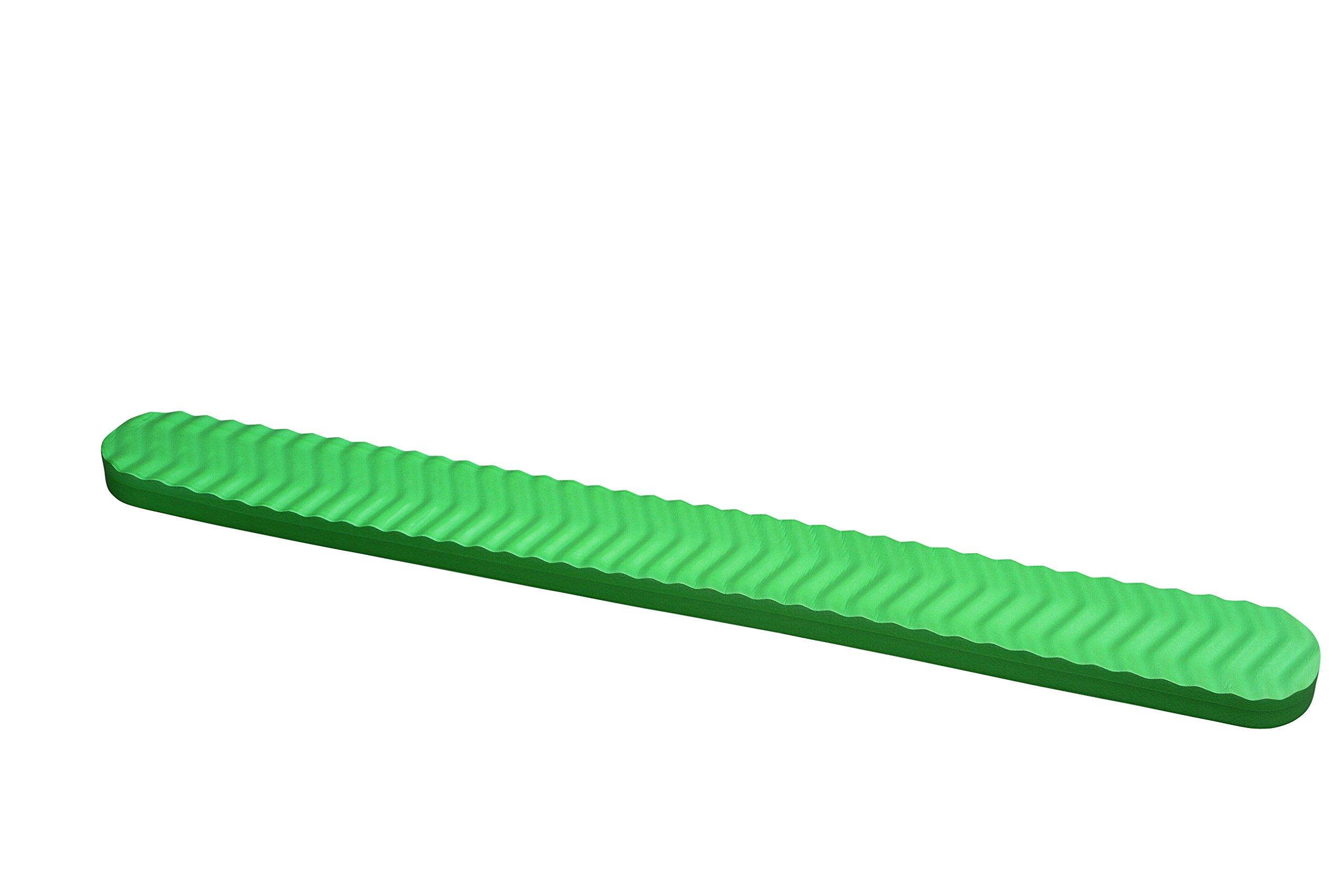 Drift and Escape NT6002-LM Luxury Pool Noodle, Lime Green, 43.7'' L x 4.3'' W by Drift and Escape