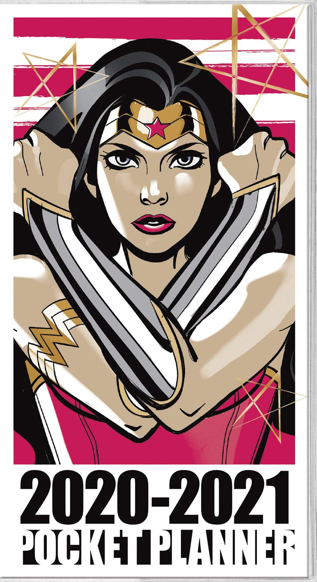 Wonder Woman 2020 Pocket Planner: Amazon.es: Trends ...
