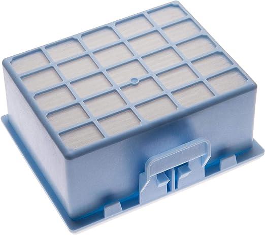 vhbw filtro de aspirador para aspirador robot aspirador multiusos como Bosch/Siemens 579546, 17001131, 00577148, BBZ159HF, F1C3X, GS 20 filtro Hepa: Amazon.es: Hogar