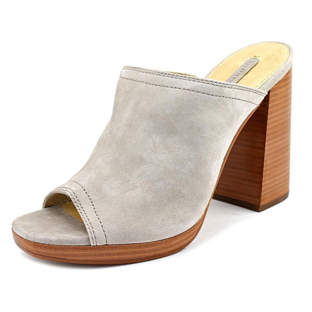 FRYE Women's Karissa Mule B014IBVSSO 9 B(M) US|Cement Suede