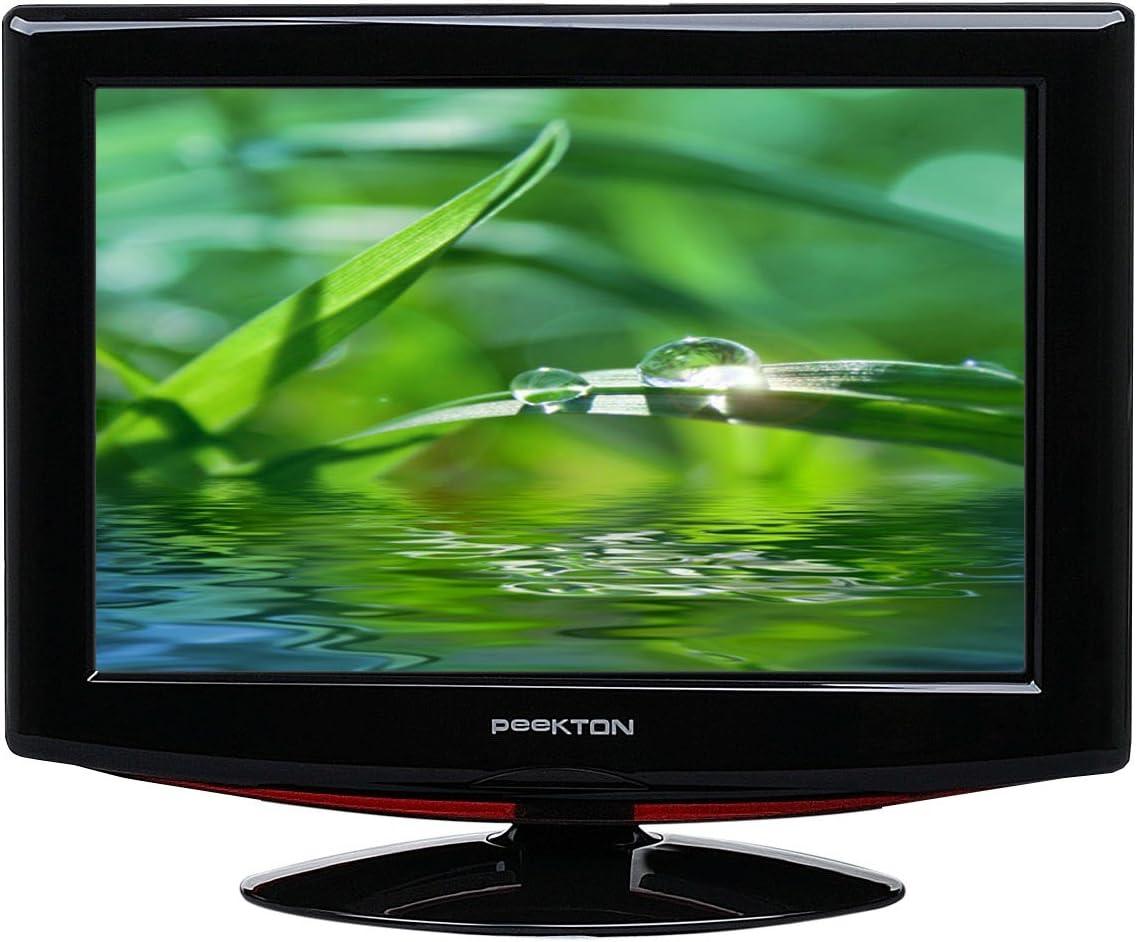 Peekton 156LC179 HDR - Televisor LCD HD Ready 15.6 pulgadas ...