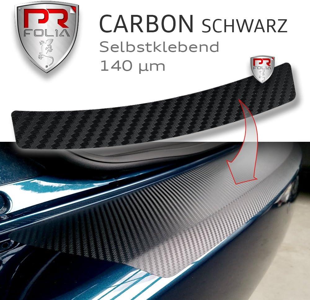 - CARBON Schutzfolie Sto/ßstangenschutz Folie Autofolie XP9, Bj 2005-2011 Yaris II PR-Folia Ladekantenschutz
