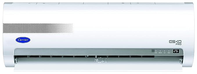 Carrier 1.5 Ton 3 Star (2018) Split AC (Copper, Esko Pro CAS18EO3N8F0, White)