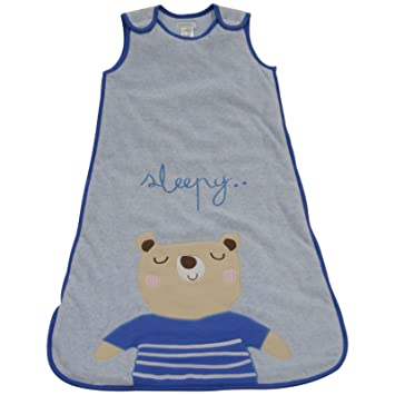 new style 2dff3 6916f Pitter Patter Baby Sleeping Bag Sleepy Bear 6-12 Months