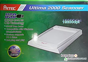 ARTEC ULTIMA 2000 E WINDOWS 7 DRIVER DOWNLOAD