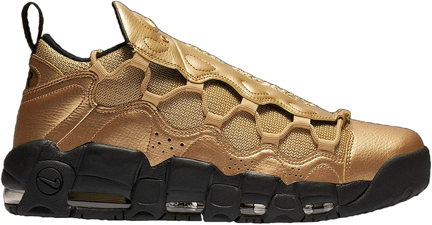 Nike Men s Air More Money Leather Cross-Trainers Shoes