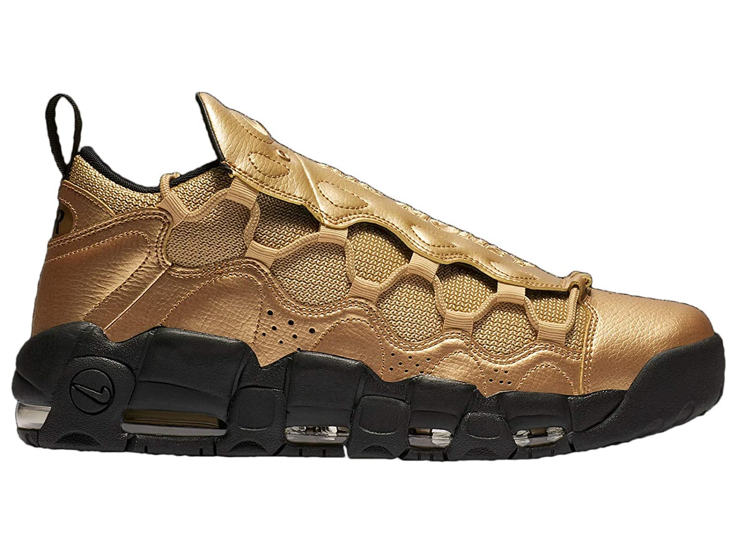 sneakers for cheap recognized brands special section Nike Men's Air More Money Leather Cross-Trainers Shoes