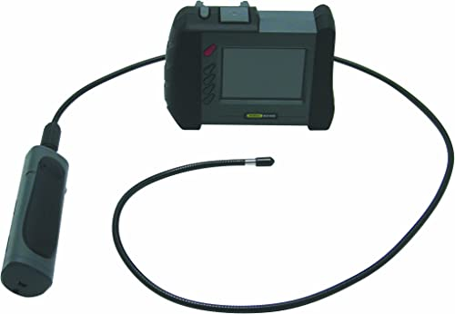 General Tools DCS1800 Wireless High Performance Wireless Recording Video Borescope System, Non-Articulating Probe