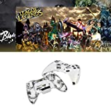 Wireless Controller Chrome Silver with Full Shell