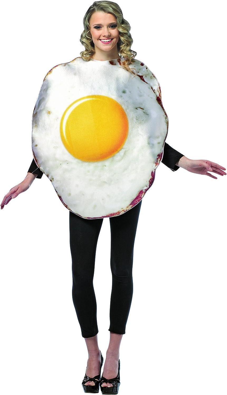 Rasta - Disfraz de huevo para mujer, talla única (6811): Amazon.es ...