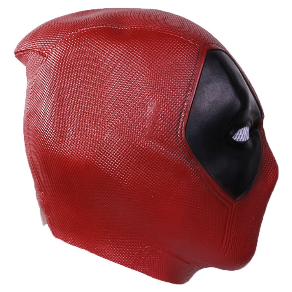 DP Mask Deluxe Full Head Latex Movie Helmet Cosplay Costume Adult Accessory Type A by Joyfunny (Image #3)