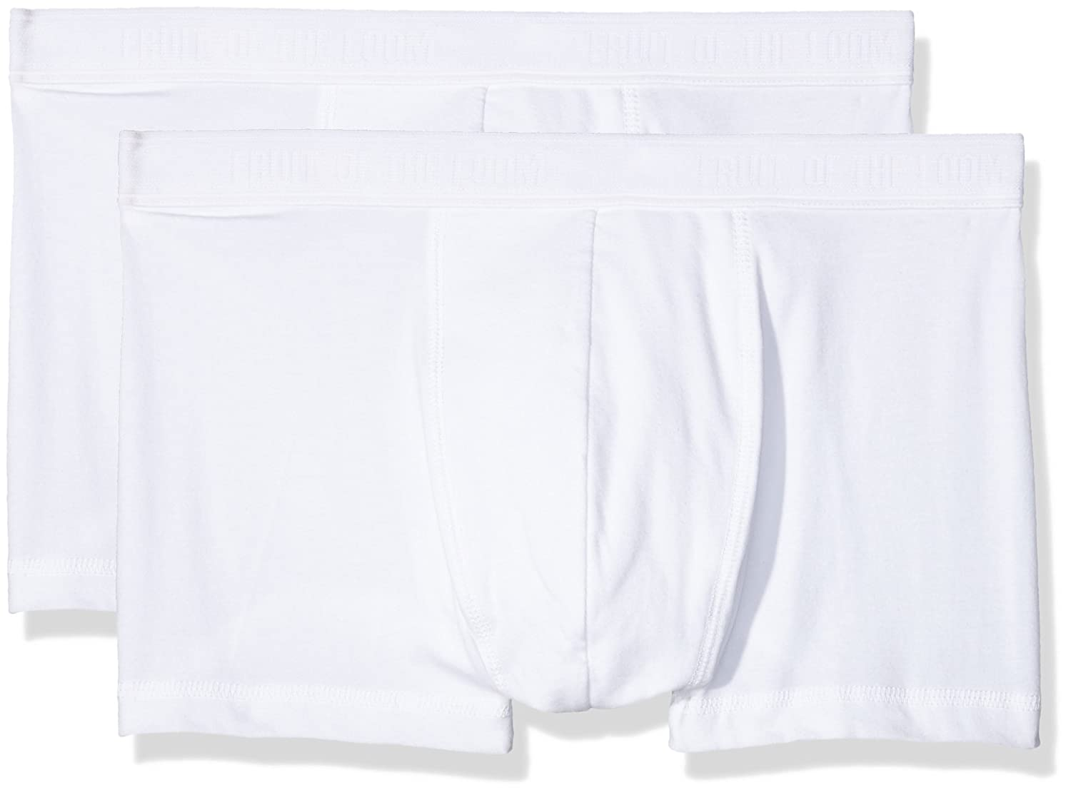 TALLA M. Fruit of the Loom Boxer Shorts Calzoncillos para Hombre