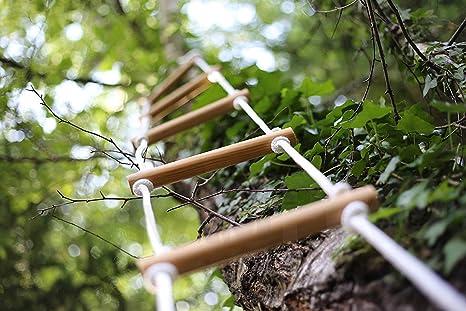 50 metros 6 mm cuerda para toldo mástil bandera cuerda poliéster algodón cuerda cuerda cuerda cuerda con hueco strick cuerda Hydrophob blanco: Amazon.es: Coche y moto
