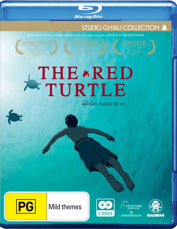 Amazon Com The Red Turtle Anime Non Usa Format Region B Import Australia Michael Dudok De Wit Movies Tv
