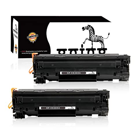 ONINO 85A Cartucho de Tóner CE285A Compatible con Laserjet P1100 ...