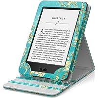 Capa Novo Kindle Paperwhite a prova D'água WB ® Premium Vertical Auto Hibernação (Flores)