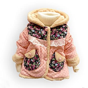 Next Baby Girls Pink Coat Age 3-6 Months Clothing, Shoes & Accessories Baby & Toddler Clothing