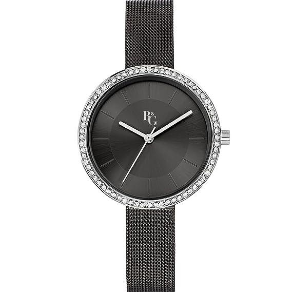 B & G B & G acero – Reloj Mujer ...