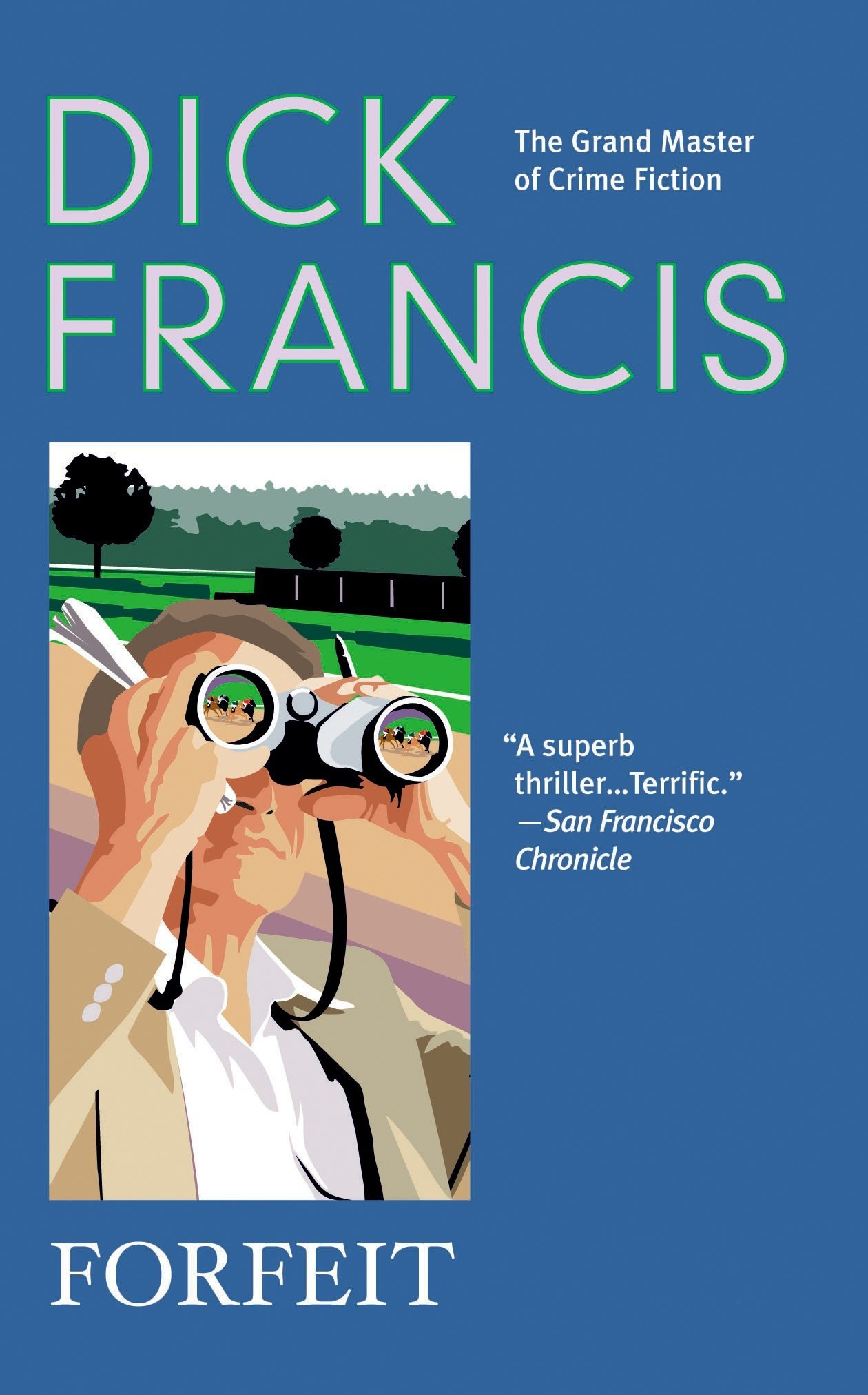 Follow the Author. Dick Francis