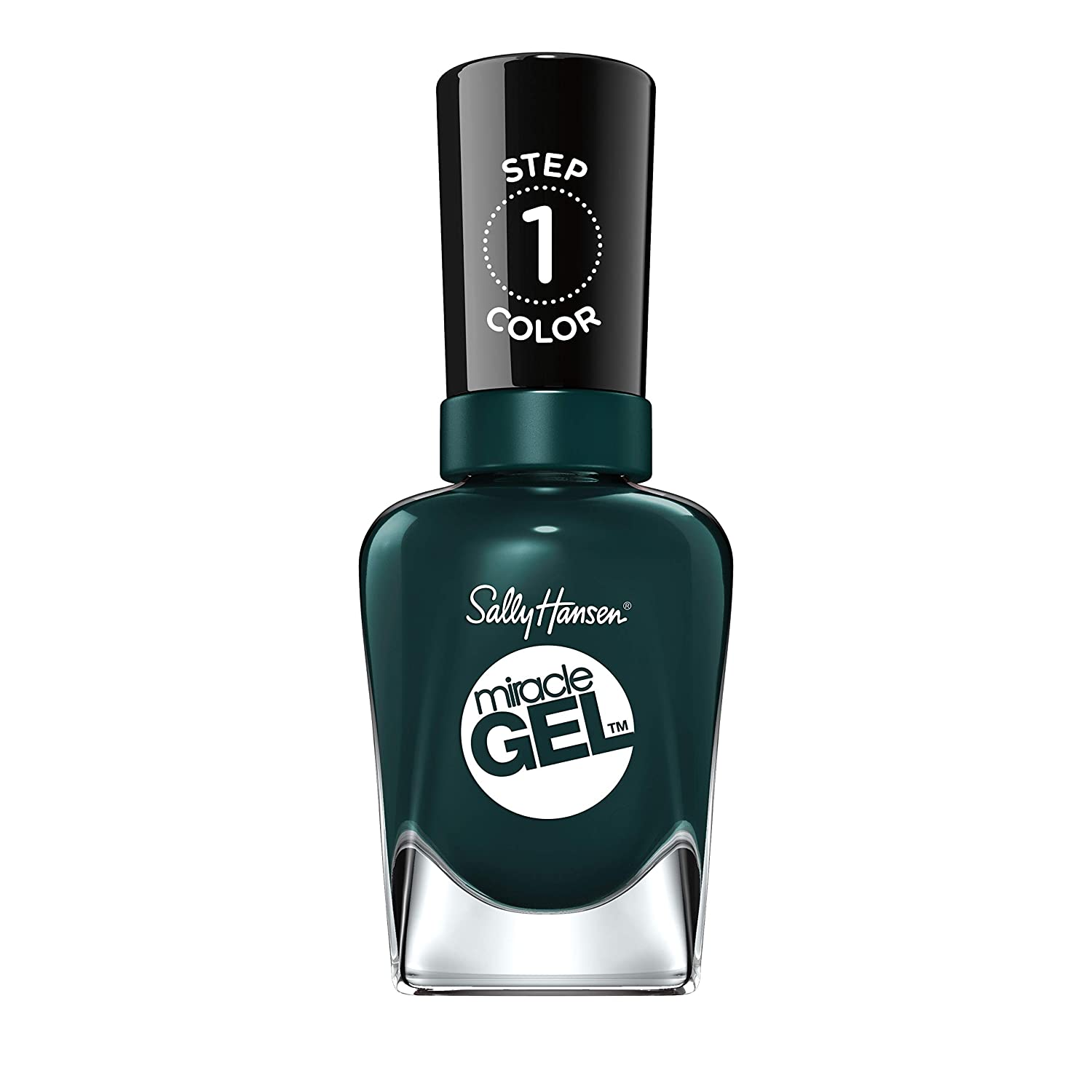 Sally Hansen Miracle Gel Nail Polish Lacquer, Jealous Boyfriend, 0.5 Fl. Oz.